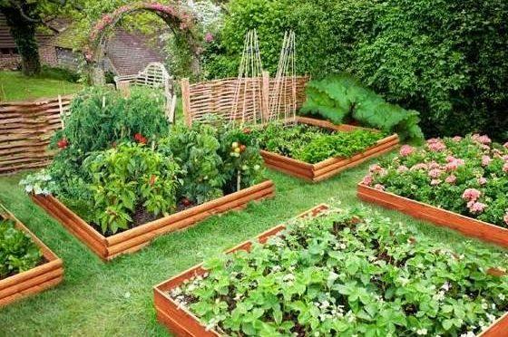 Sposób na letni ogród