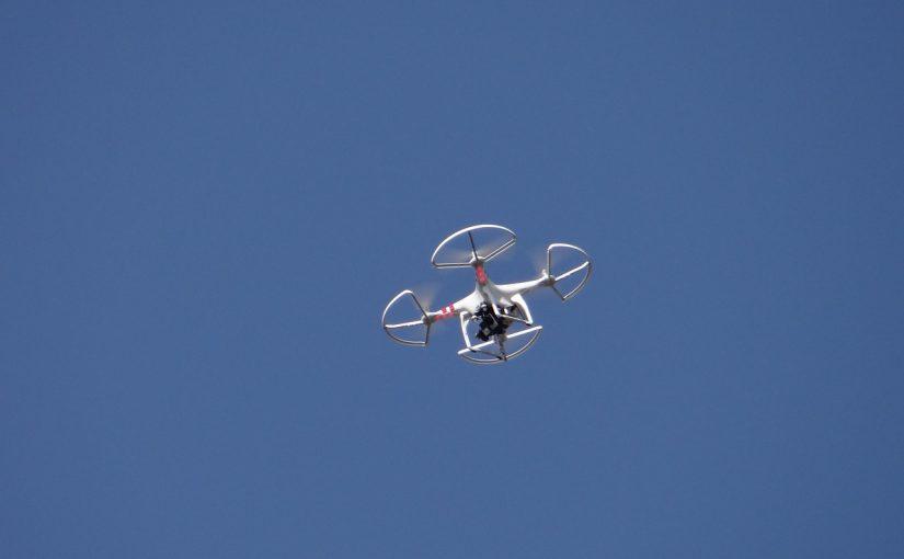 Drony – nowa odsłona fotografii i filmowania
