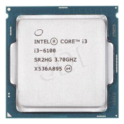 Procesor Intel Core i3 6100 3700MHz 1151 Oem