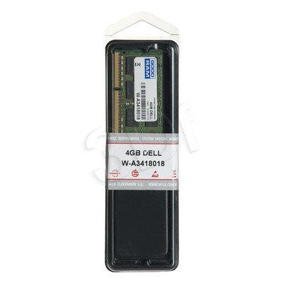 GOODRAM DED.NB W-A3418018 4GB 1333MHz DDR3