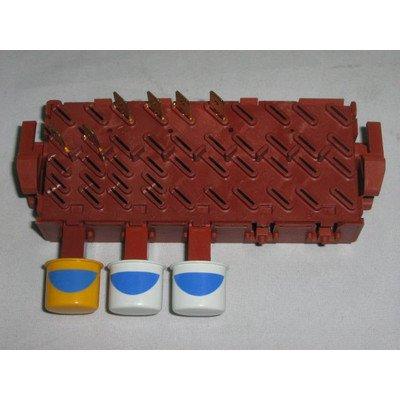Przełącznik 3-przyciskowy pralki PF-500/700E (LB4M043A5)