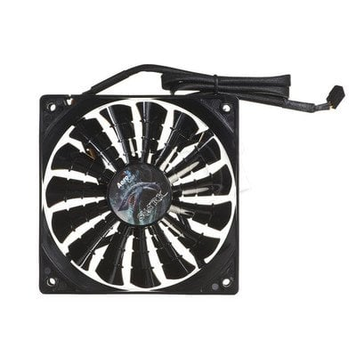 AEROCOOL SHARK FAN EVIL BLACK LED - 120mm