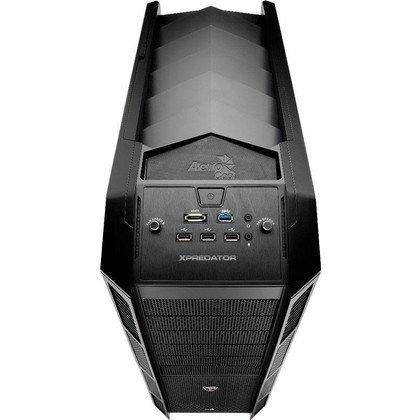 OBUDOWA AEROCOOL PGS XPREDATOR - USB3.0 - CZARNA