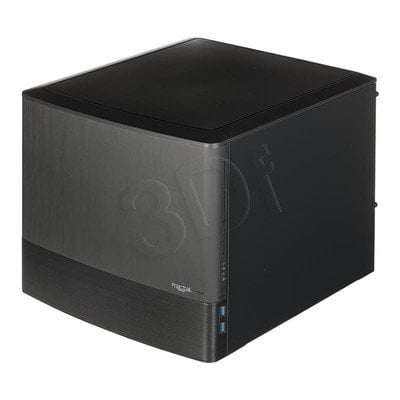 OBUDOWA FRACTAL DESIGN NODE 804 WINDOW USB3.0 CZARNA