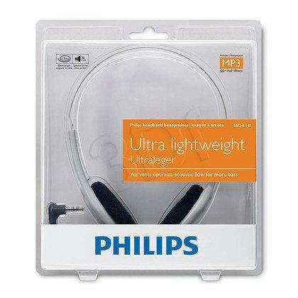 Słuchawki nauszne Philips SBCHL140/10 (Szary)