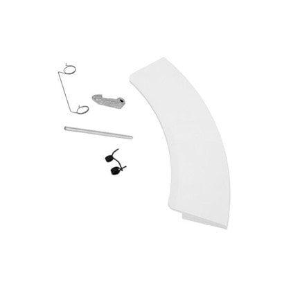Zestaw uchwytu drzwi pralki (4055128930)