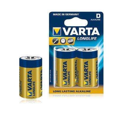 Bateria Longlife D LR20 - 2 szt. (4008496525348)