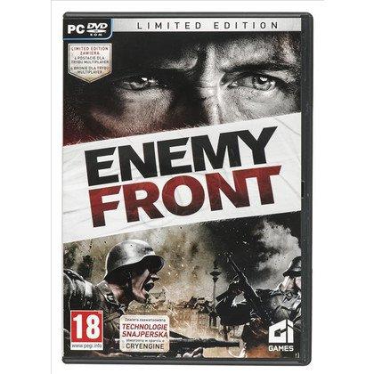 Gra PC Enemy Front Edycja Limitowana