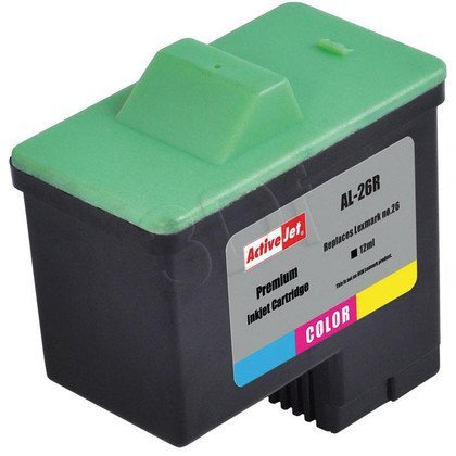 ActiveJet AL-26R tusz kolorowy do drukarki Lexmark (zamiennik Lexmark 26 10N0026)