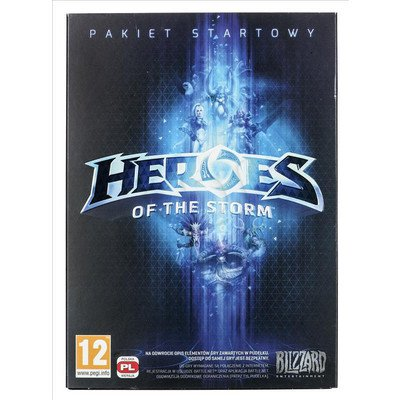 Gra PC Heroes of the Storm pakiet startowy