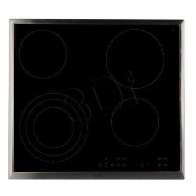 Płyta ceramiczna AEG HK 63402 PXB (elektryczna/ czarna/ 6500W)
