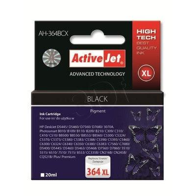 ActiveJet AH-364BCX (AH-C21) tusz czarny do drukarki HP (zamiennik HP 364XL CN684EE)