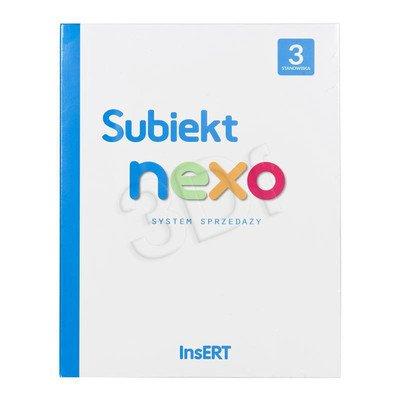 INSERT Rewizor nexo PRO 3 ST (BOX)-10podmiotów