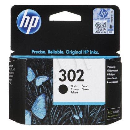 HP Tusz Czarny HP302=F6U66AE, 190 str., 3,5 ml