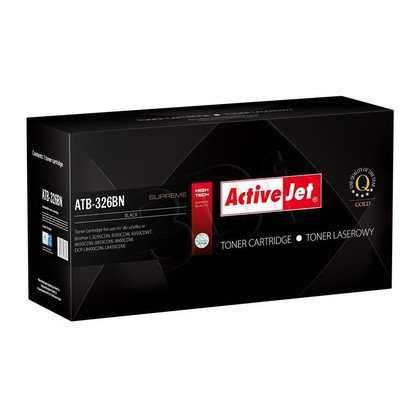 ActiveJet ATB-326BN toner Black do drukarki Brother (zamiennik Brother TN-326Bk) Supreme