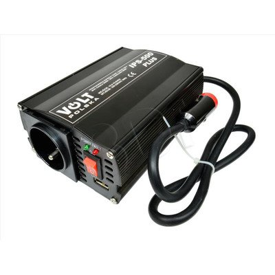 VOLT POLSKA PRZETWORNICA IPS 500 PLUS 12/230V USB