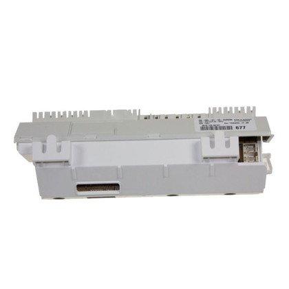 Programator/Moduł sterujący (w obudowie) skonfigurowany do zmywarki Whirlpool (480140100927)