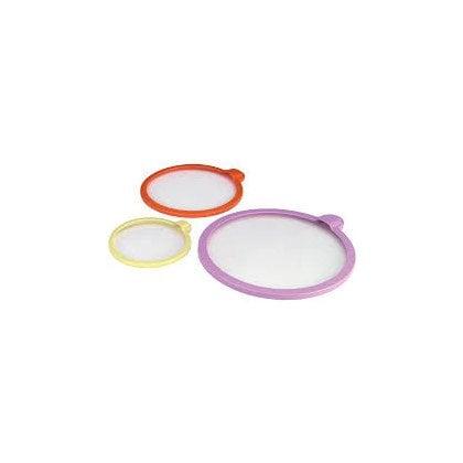 Półki na plastikowe i druciane r Pokrywki hermetyczne MAGIC COVER 3szt. Whirlpool (484000000953)