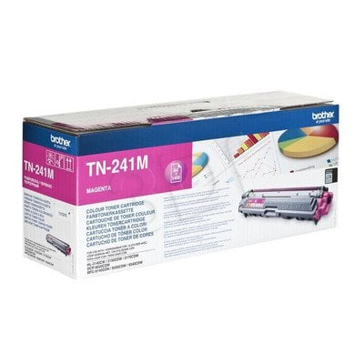 BROTHER Toner Czerwony TN241M=TN-241M, 1400 str.