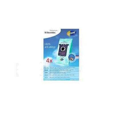 S-BAG Anti Allergy E206 Worki do odkurzacza Electrolux (9001660340)