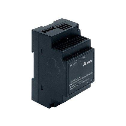 Zasilacz na szynę DIN przeznaczony do aplikacji domowych DELTA DRC-12V30W1AZ (12V 30W) czarny