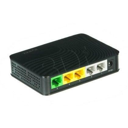ZyXEL GS105S SWITCH 5x1000Mbit QoS plastic