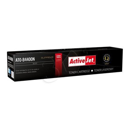 ActiveJet ATO-B4400N toner laserowy do drukarki OKI (zamiennik 43502302)
