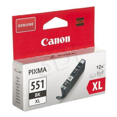 CANON Tusz Czarny CLI-551BKXL=CLI551BKXL=6443B001, 315 str.