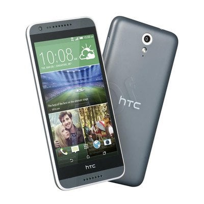 "Smartphone HTC Desire 620G dual sim 8GB 5"" szary"