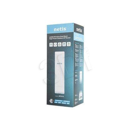 NETIS ZEWNĘTRZNY PUNKT DOSTĘPOWY WIFI AC600 POE PASYWNE