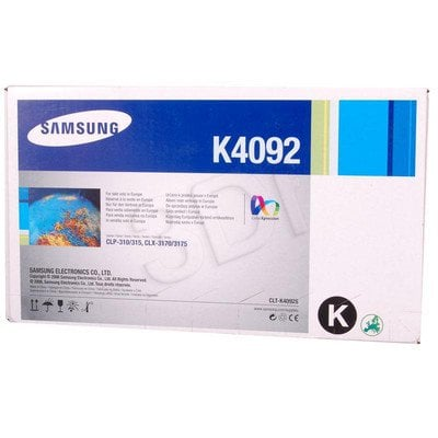 SAMSUNG Toner Czarny CLTK4092S=CLT-K4092S, 1500 str.
