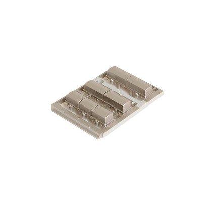 Panel przycisku kuchenki mikrofalowej (50280505004)