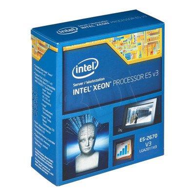 Procesor Intel Xeon E5-2670 v3 2300MHz 2011-3 Box