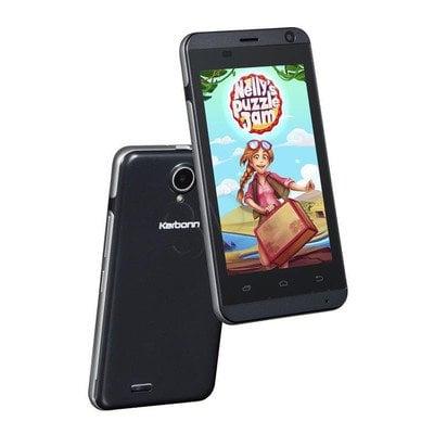 "Smartphone Karbonn S15 Plus 8GB 4"" szary"