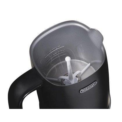 Indukcyjny spieniacz mleka Delonghi DISTINTA EMFI.BK czarno-szary