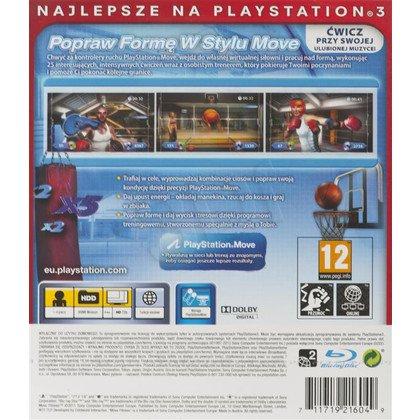 Gra PS3 Move Fitness Essentials