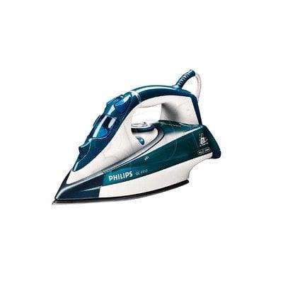 Żelazko PHILIPS Azur Precise GC4410 (2400 W/ biało- niebieskie)