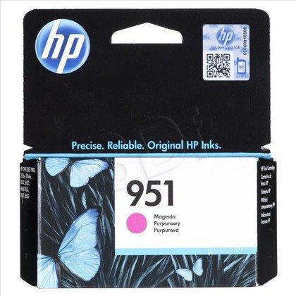 HP Tusz Czerwony HP951=CN051AE, 700 str.