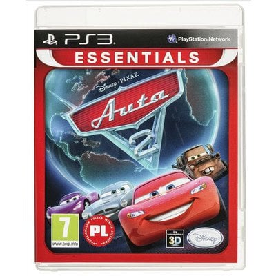 Gra PS3 Essentials Cars 2