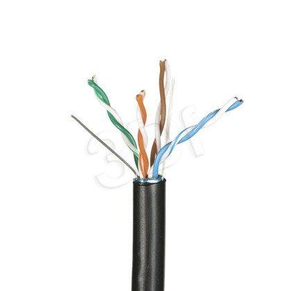 ALANTEC kabel FTP kat.5e PE KIF5OUT305 305m czarny