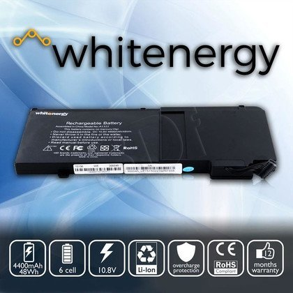 "WHITENERGY BATERIA DO LAPTOPA APPLE MACBOOK PRO 13"" A1322 4400mAh 48WH 10.8V"