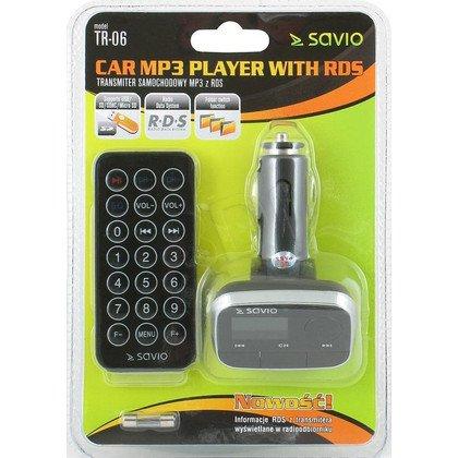 SAVIO TRANSMITER FM TR-06