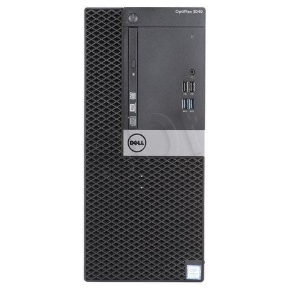 DELL Optiplex 3040 MT i5-6500 8GB 1000GB HD 530 W7P W10P (N021O3040MT) 3Y NBD