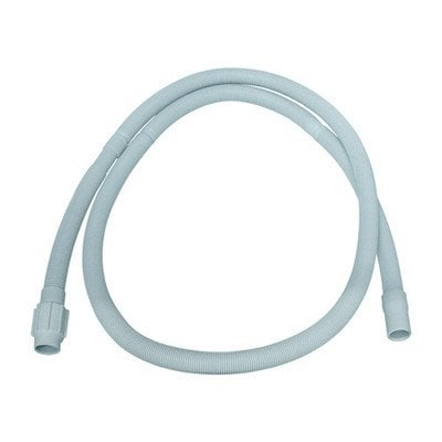 Wąż odpływowy (spustowy) zmywarki z poszerzeniem Whirlpool (481253029113)