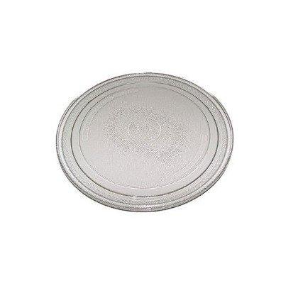 Talerz szklany kuchenki mikrofalowej Fi275mm Whirpool (480120101083)