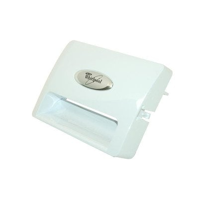 Front pojemnika na proszek do pralki (480111101382)
