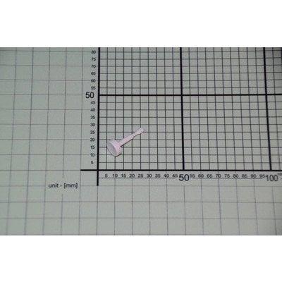 Przycisk 13126-177 20,8mm biały (8006473)