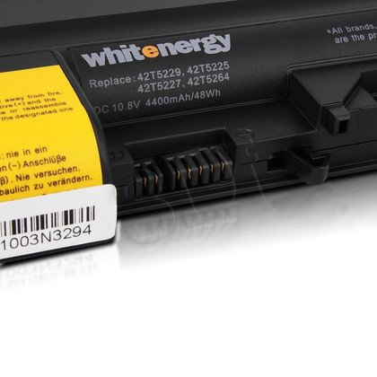 WHITENERGY BATERIA IBM THINKPAD R61i 14CALI HC