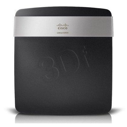 Linksys E2500-EE xDSL Wi-Fi-N 4xLAN, 300Mbps, D-Band