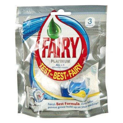 Tabletki do zmywarki Braun FAIRY 3szt
